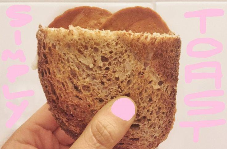 Simply vegan Toast_ ricetta di patata bollente