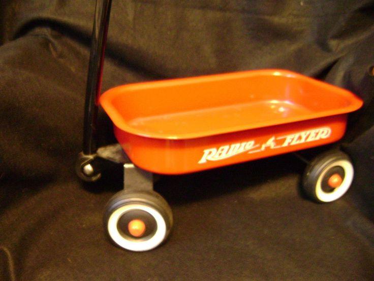 Small Radio Flyer Wagon #RadioFlyer