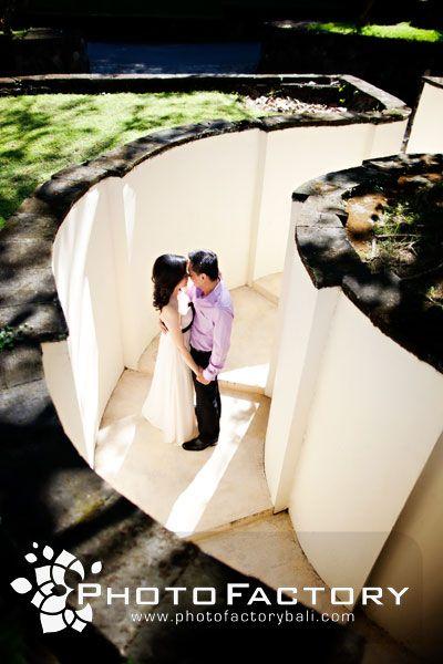 Pre-Wedding at Alila Manggis