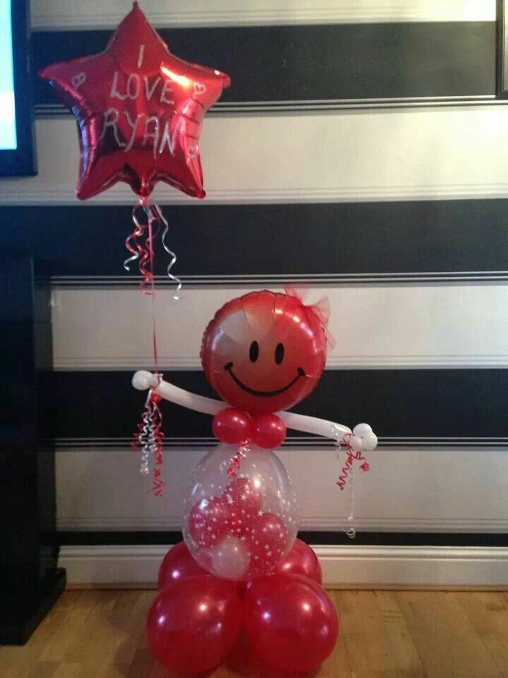 valentine day balloon games