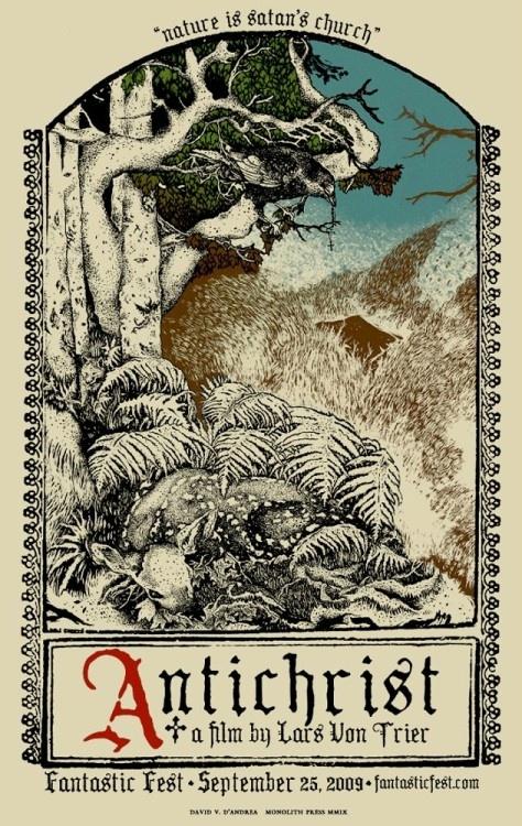 Antichrist (2009, Lars von Trier)