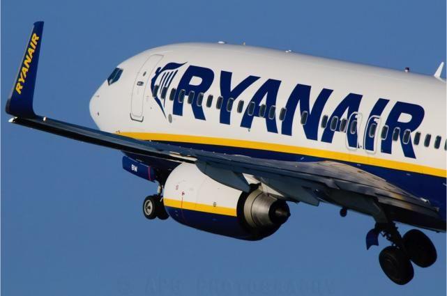 Ryanair Η ΕΠΙΒΑΤΙΚΗ ΚΙΝΗΣΗ ΤΗΣ ΤΟΝ ΙΑΝΟΥΑΡΙΟ