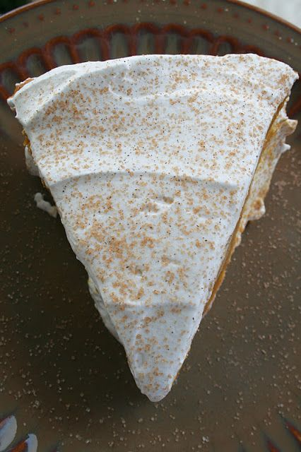 Double Layer Pumpkin Pie - Oh Sweet Basil