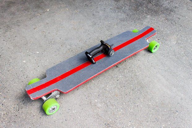 Picture of DIY Electric Longboard for $300