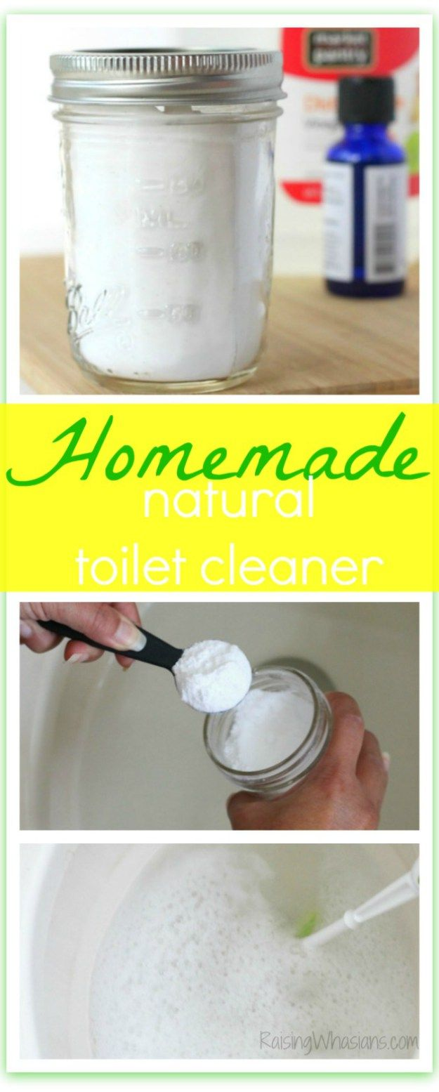 Homemade cleaning products for bathroom - Natural Toilet Cleaner 6 Bathroom Toilet Cleaning Tips