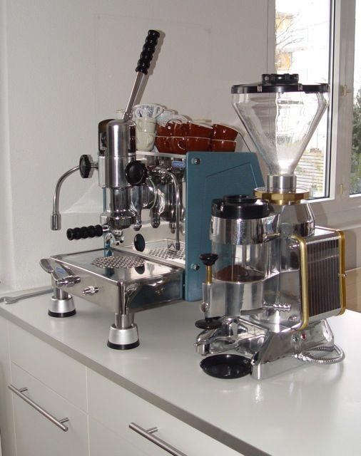 Die schönsten Maschinen und Mühlen-Kombis | Seite 2 | Kaffee-Netz - Die Community rund ums Thema Kaffee
