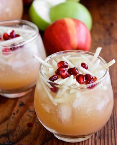 Apple Cider Winter Sangria Recipe
