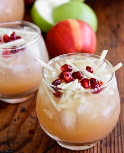 7 Best Winter Sangria Recipes Apple Cider Winter Sangria Recipe