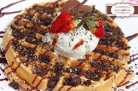 Waffle Oreo!!