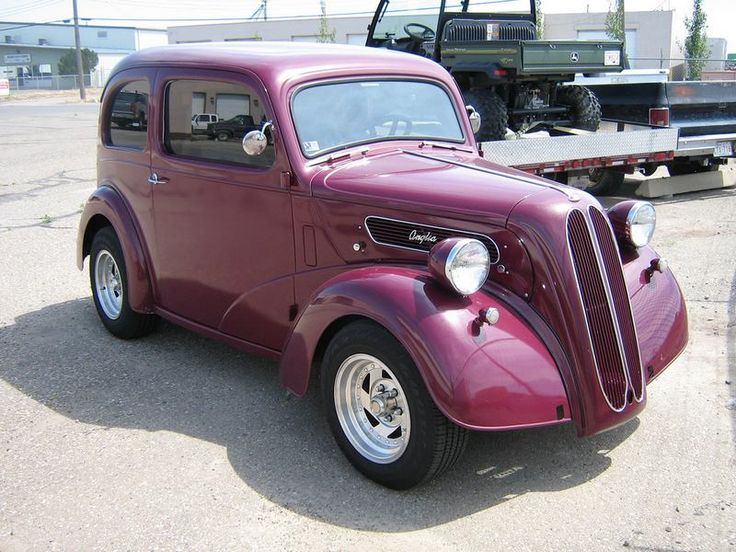 1948 Ford Anglia JpM ENTERTAINMENT Maintenance of old vehicles: the material for new cogs/casters/gears could be cast polyamide which I (Cast polyamide) can produce