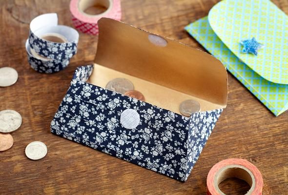 How to make a cute coin purse so you could store change, or just put coins that are not stored anywhere.