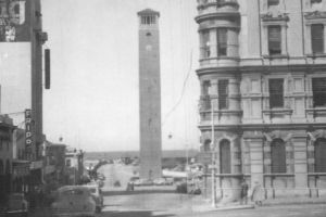 Campanile and Harbour Entrance 1959