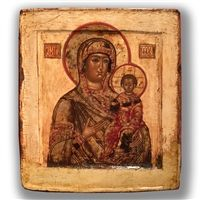 Virgin of Smolensk, Russian Icon,Russian Icons, Russian art, London,Icons for sale