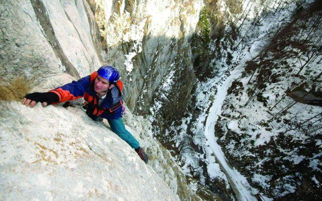 """Singurul român care a escaladat două vârfuri de peste 8.000 de metri într-un singur an: """"În al nouălea cer"""""""