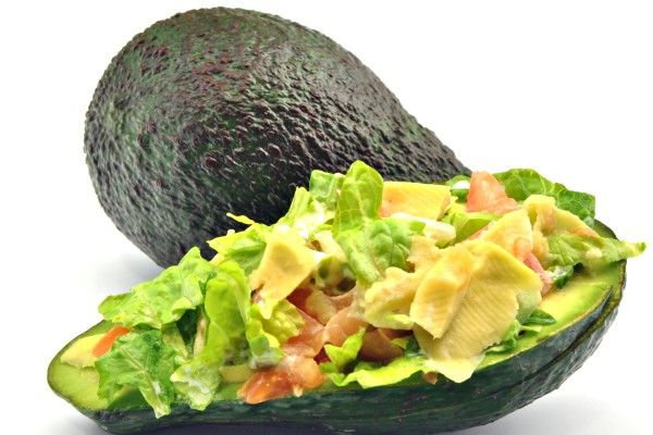 This Salmon Stuffed Avocado is a delicious and refreshing recipe combining two of our top inflammation-fighting foods!