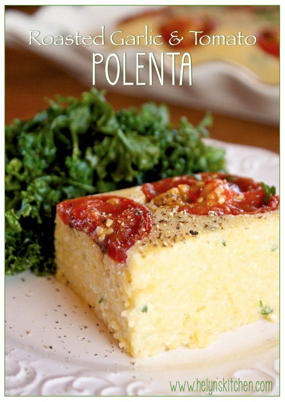 ... POLENTA RECIPES en Pinterest   Polenta, Polenta Al Horno y Polenta
