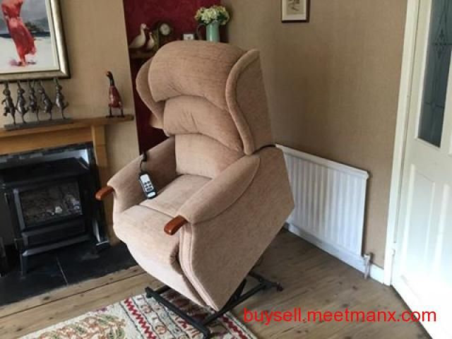 Fully electric reclining chair for sale