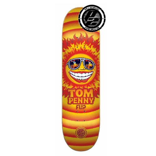 Flip Skateboards - Tom Penny Sun p2