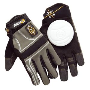 longboarding sliding gloves