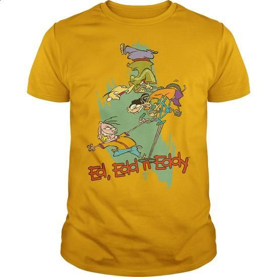 Ed, Edd And Eddy - Free Fall - #hipster tshirt #hoodie for girls. ORDER NOW => https://www.sunfrog.com/TV-Shows/Ed-Edd-And-Eddy--Free-Fall-Yellow-Guys.html?68278