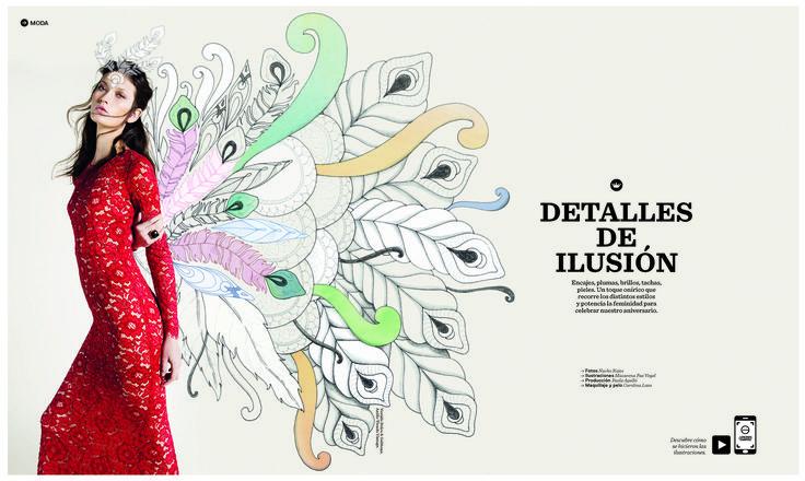 Publicaciones - Portafolio de Ilustración