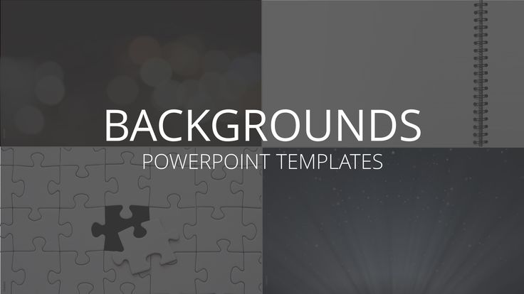 Use our background templates to create a successful presentation!