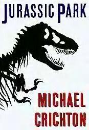 Jurassic Park by Michael Crichton (5 Stars)