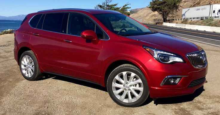 We Got Our Hands On Buick's New 2017 Envision; What Do You Want To Know? #Buick #Buick_Envision