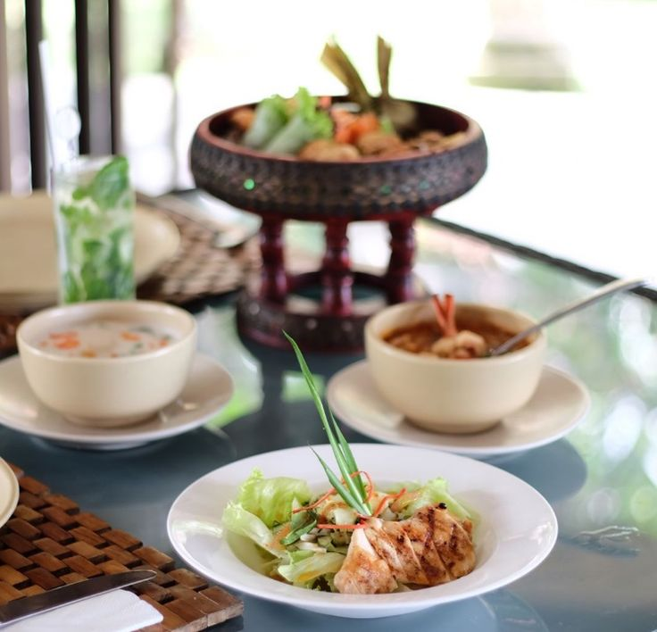 Embark on a culinary journey through Thailand at #TheTAOBali and experience the best of Thai cuisine. Feast on a selection of tasting dishes carefully prepared by our Thai chefs and spoil your palettes. www.benoaresort.com #thetanjungbenoa #thetanjungbenoabeachresortbali #TheTAOBali #bali Picture by: @foodinframebali