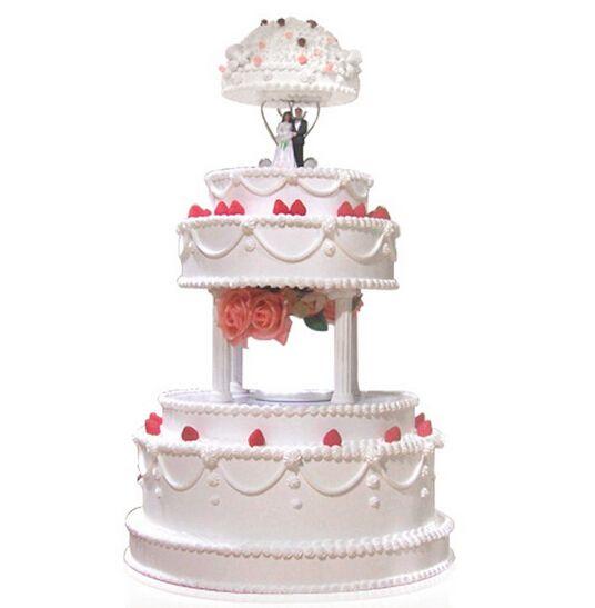 Chaise Cuisine Framboise : En plastique separat grecque piliers roms colonnes gâteau stand lyler