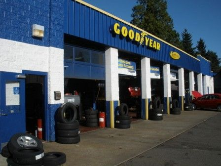 Goodyear Tire Stores Near Me