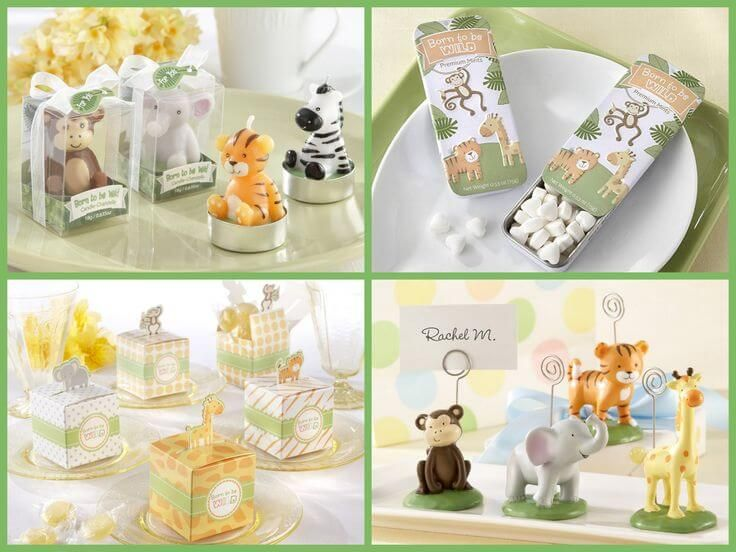 Marvelous Homemade Baby Shower Favors Ideas