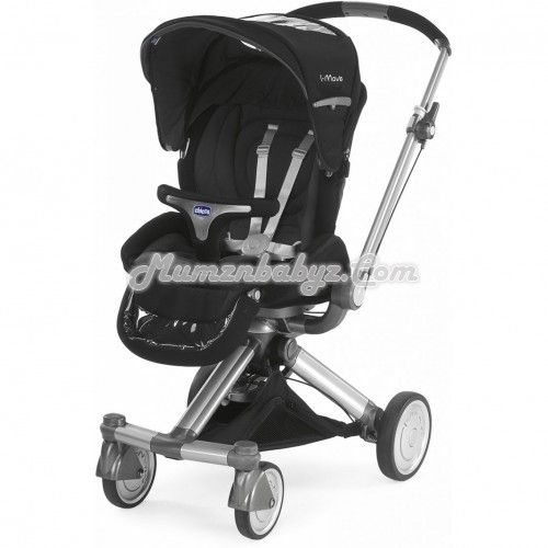 Chicco - I Move Stroller - Black