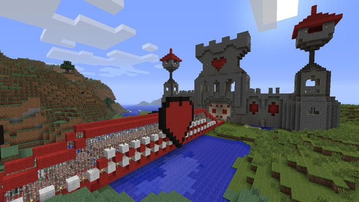 Minecraft Disneyland Map Download 1.5.2 on
