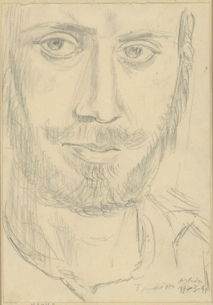 Ο Γιάννης Τσαρούχης στην πιο πλήρη αφιερωματική έκθεση στο Μουσείο Μπενάκη