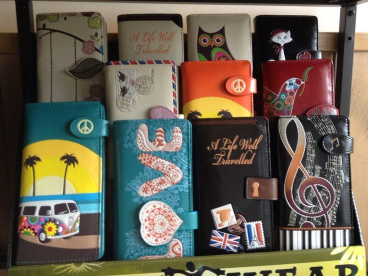 Beautifully designed unique wallets at Twigs Florist at Varsity Lakes www.twigsflorist.com.au
