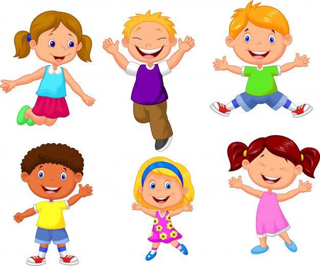 Dibujos Animados De Ninos Felices Vector Premium Vector Freepik Vector Negocios Imagenes De Ninos Felices Ninos Felices Dibujos Ninos Dibujos Animados