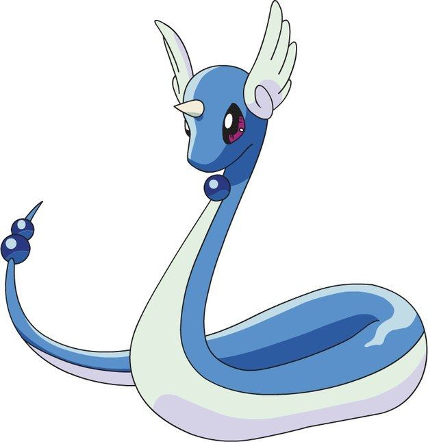 Dragonair | The Definitive Ranking Of The Original 151 Pokémon