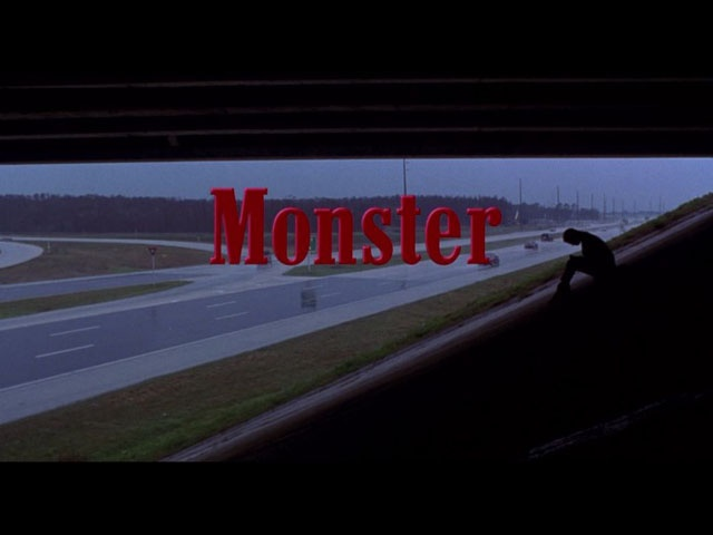 MONSTER   Directed by: Patty Jenkins