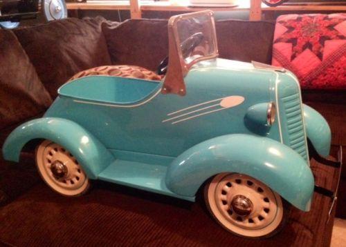 1930s Garton Pontiac pedal car