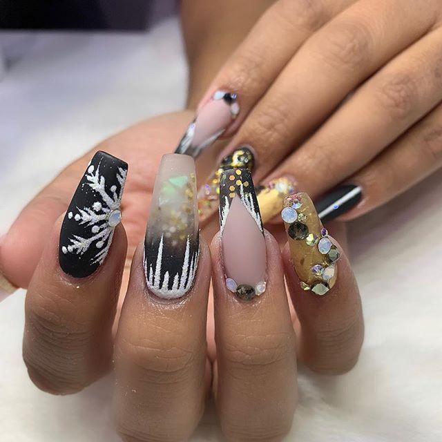 Best Nails Las Vegas By Asia Twitter Photos Pinterest Nails