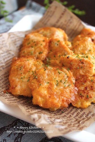 めっちゃ柔らか鶏むね肉の柚子胡椒ピカタのレシピ | たっきーママ オフィシャルブログ「たっきーママ@happy kitchen」Powered by Ameba