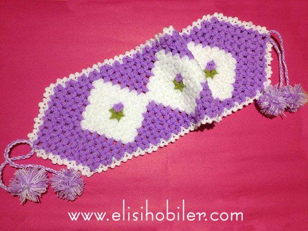 Anlatımlı Uzun Lif Yapılışı #lif #knitting #ceyiz #örgü #elisi #hobi