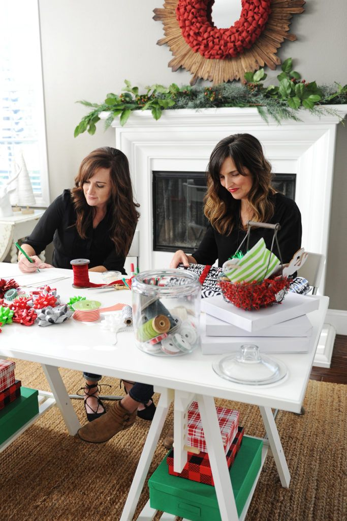 Christmas Party Ideas : Girls Night In