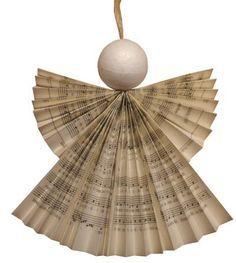 Dobre e cole anjos da guarda em páginas de hinos   – Advent