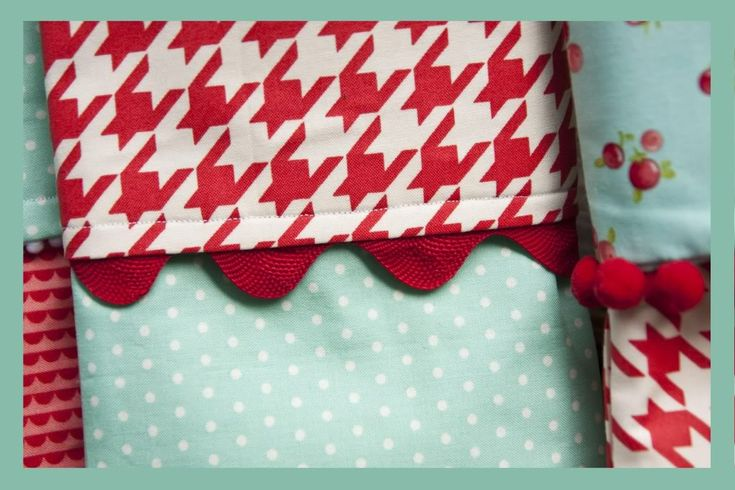 Vanessa Goertzen of Lella Boutique demonstrates the basics of sewing stockings, making embellished cuffs, etc.