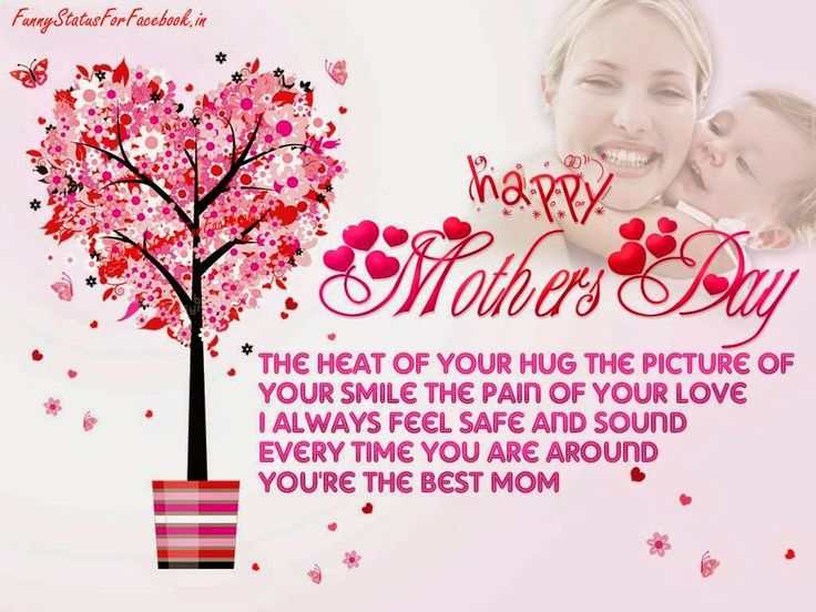 119 best mothers day quotes and messages images on pinterest happy mothers day wishes cards images quotes pictures with messages m4hsunfo