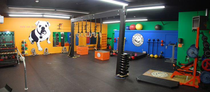 This is a fun basement gym. However in South Africa there