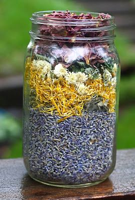 I Hear Exercise Will Kill You: How to Make Herbal Infused Oils - A Step by Step Photo Tutorial