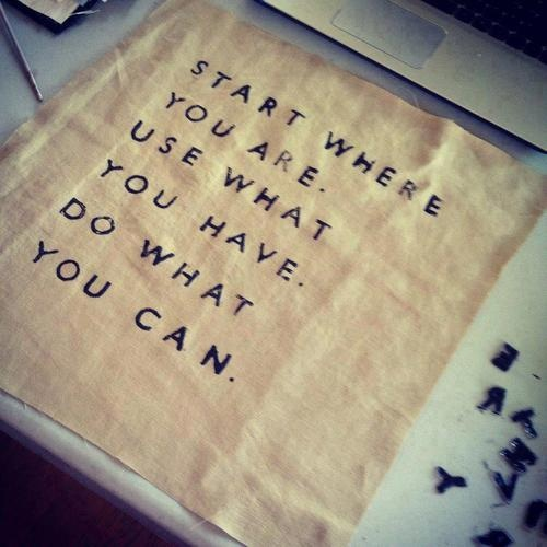 andseewhereittakesyou:    And try your very best because it can be done with belief and determination!